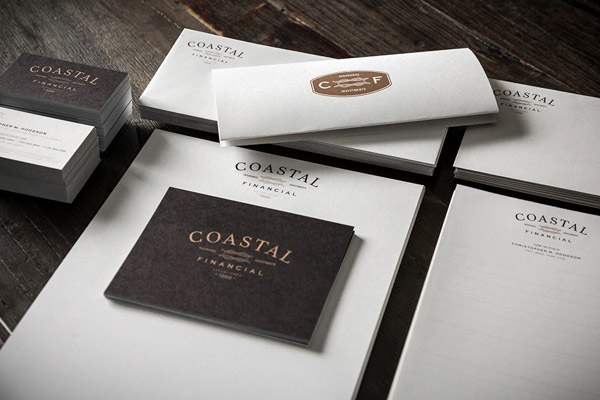 Coastal Financial by Bluerock Design