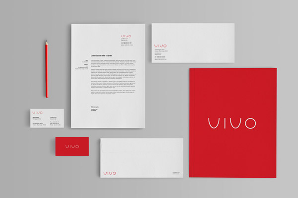 Branding / Stationery Mock-Up by Zeisla