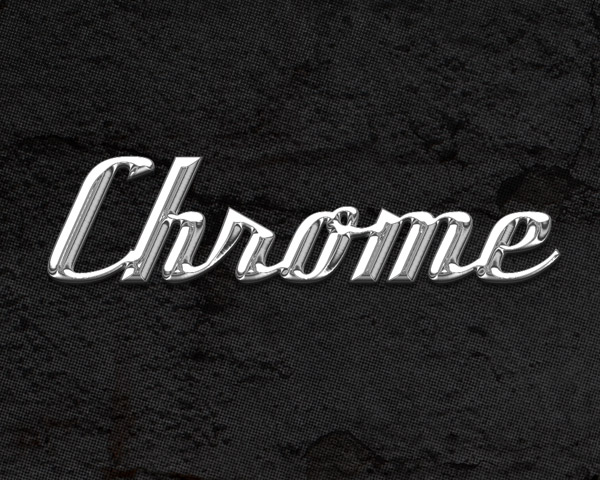 Free Chrome Style 2 by Photoshoplayerstyle