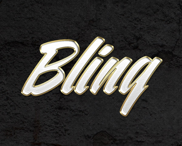 Photoshop Bling Style by Photoshoplayerstyle