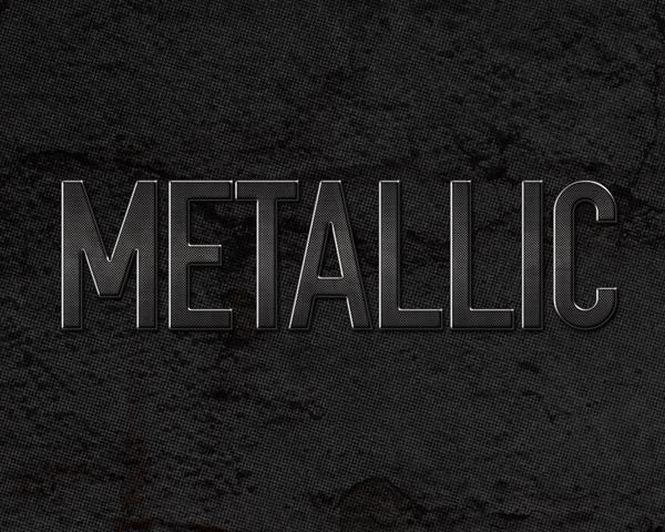 Textured Metallic Layered Effect by WebTreats ETC