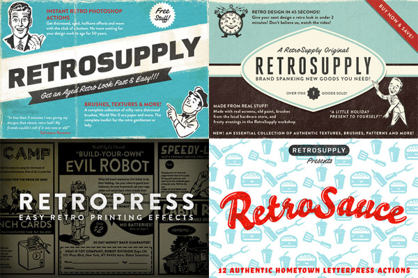 RetroSupply resources