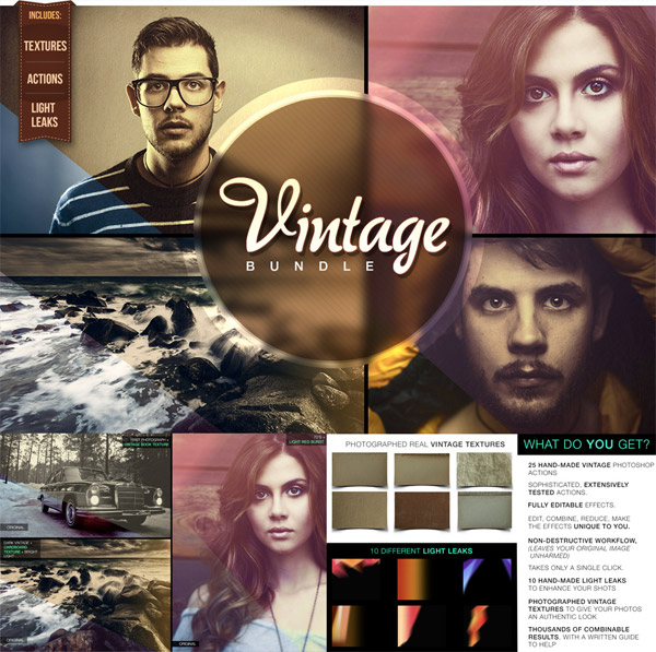 All The Vintage Design Resources You Could Wish For!
