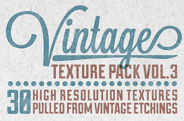 Vintage Texture Pack by Matt Borchert