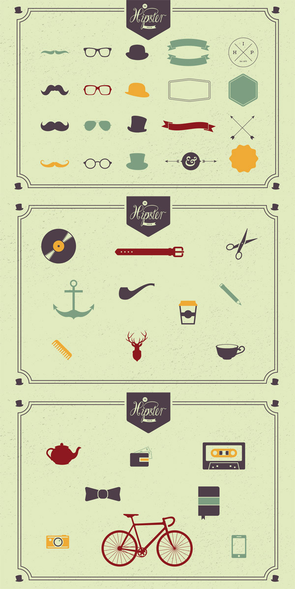 The Hipster Pack Preview