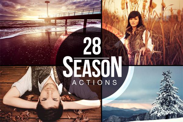 Tom Anders Season Actions