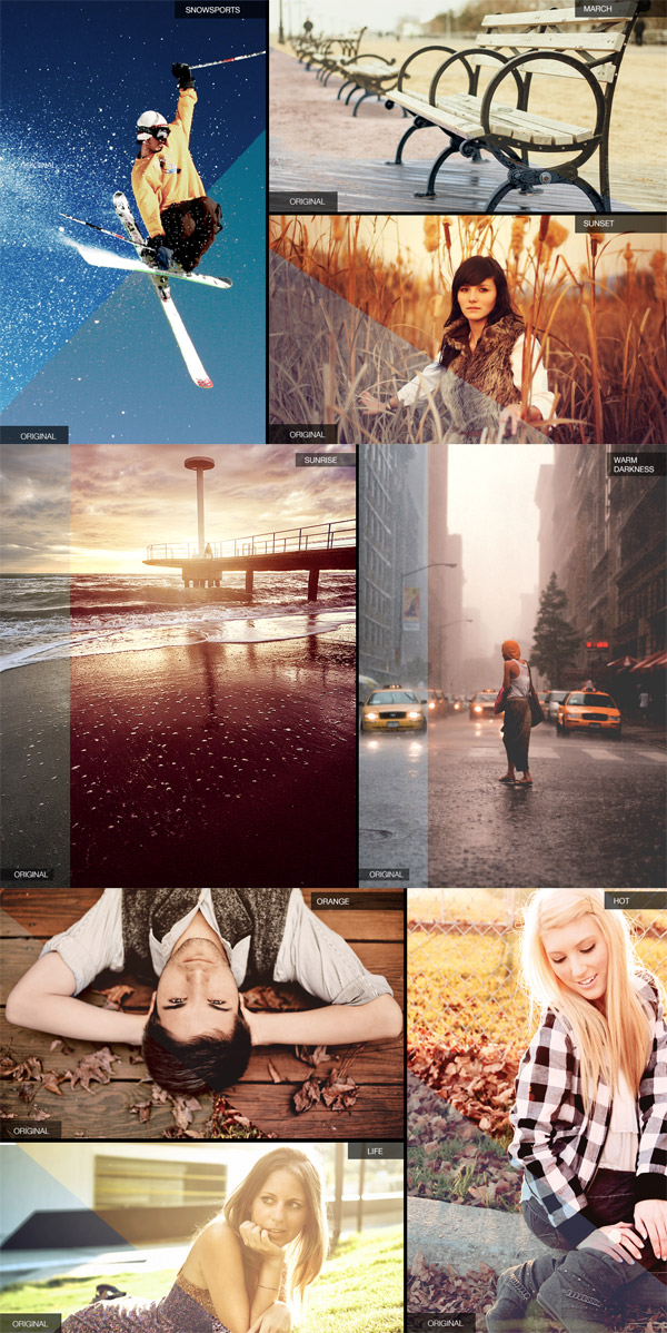 Tom Anders Photoshop Actions preview