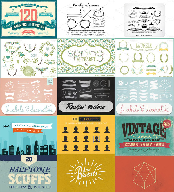 Ultimate Creative Fonts Bundle