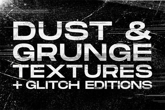 Dust & Grunge Textures