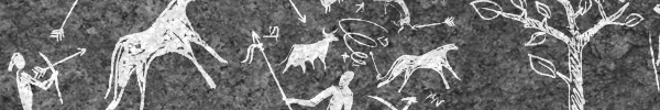 Cave Painting Vector Graphics for Premium Members