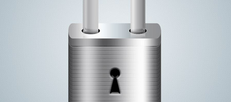 Learn To Create A Padlock Icon In Adobe Photoshop