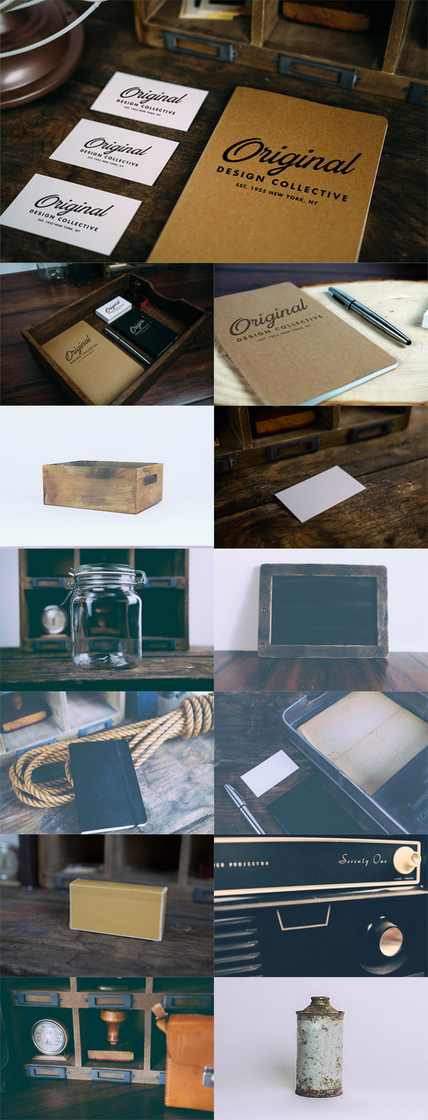 RetroSupply 1940s industrial photos