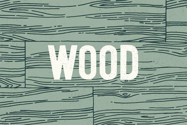 Wood Line Patterns