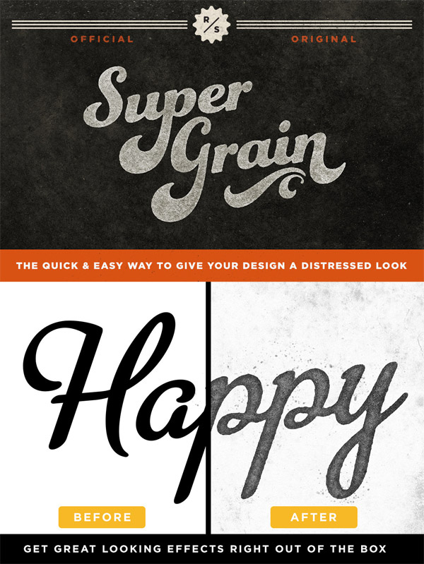 SuperGrain preview