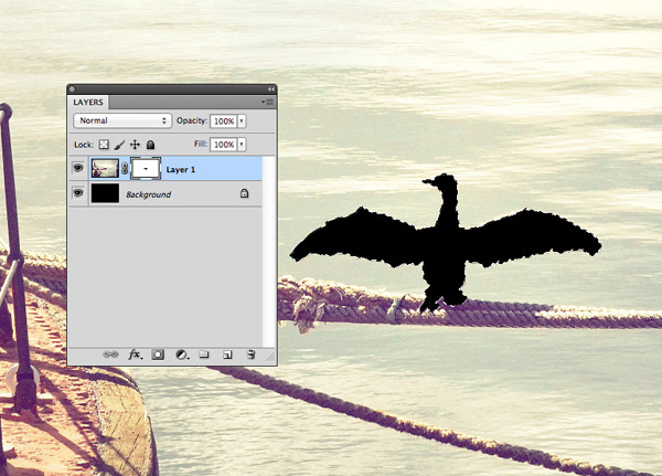 Layer Mask tool