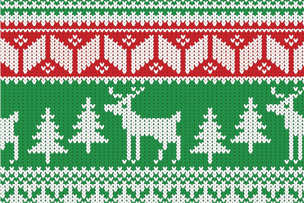3fec33788 How To Create a Christmas Jumper Pattern in Illustrator