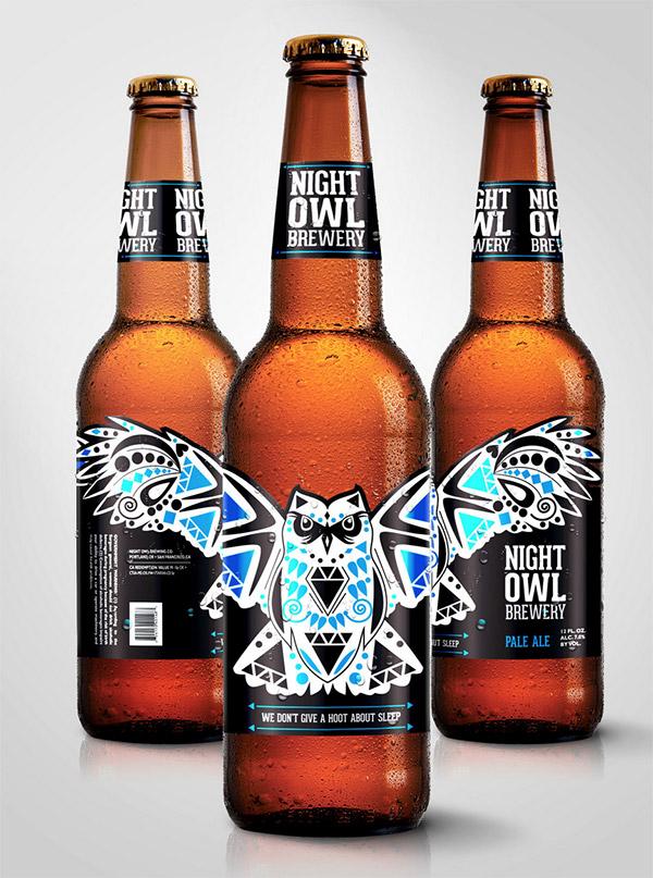 Night Owl Brewery by Missy Scharlow