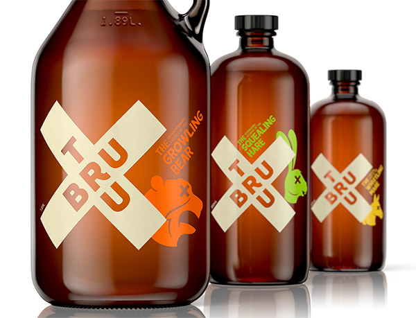 Tru Bru Bottle by Epic