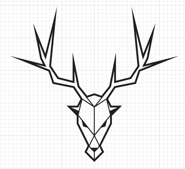 Line Art Logo Tutorial : Game of thrones inspired line art logos in illustrator