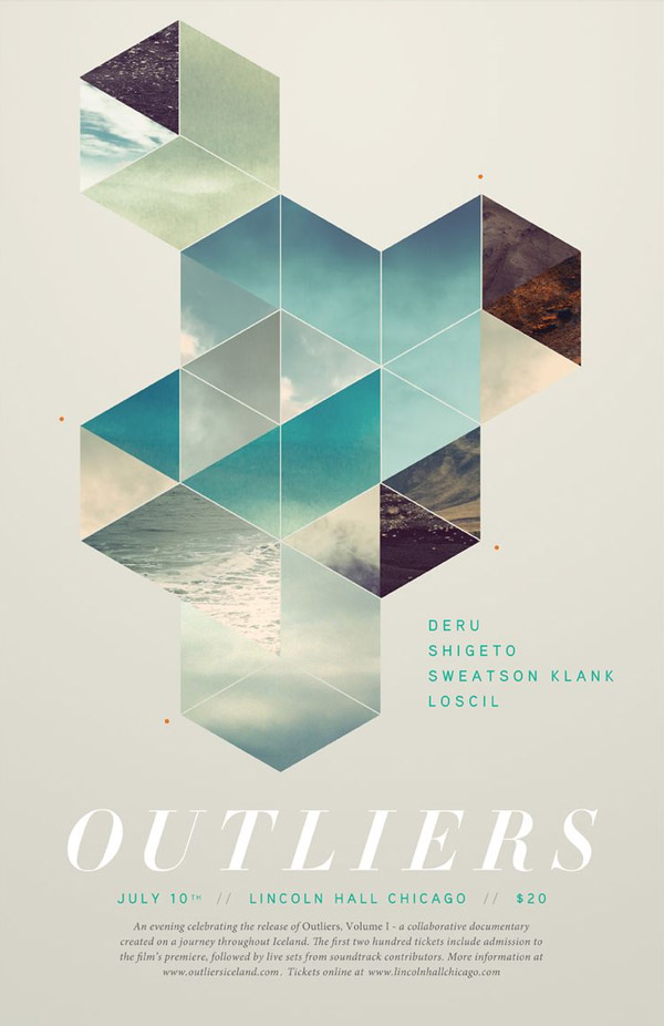 Outliers Poster By Ryan Sievert