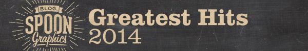 Blog.SpoonGraphics Design Tutorials Greatest Hits 2014