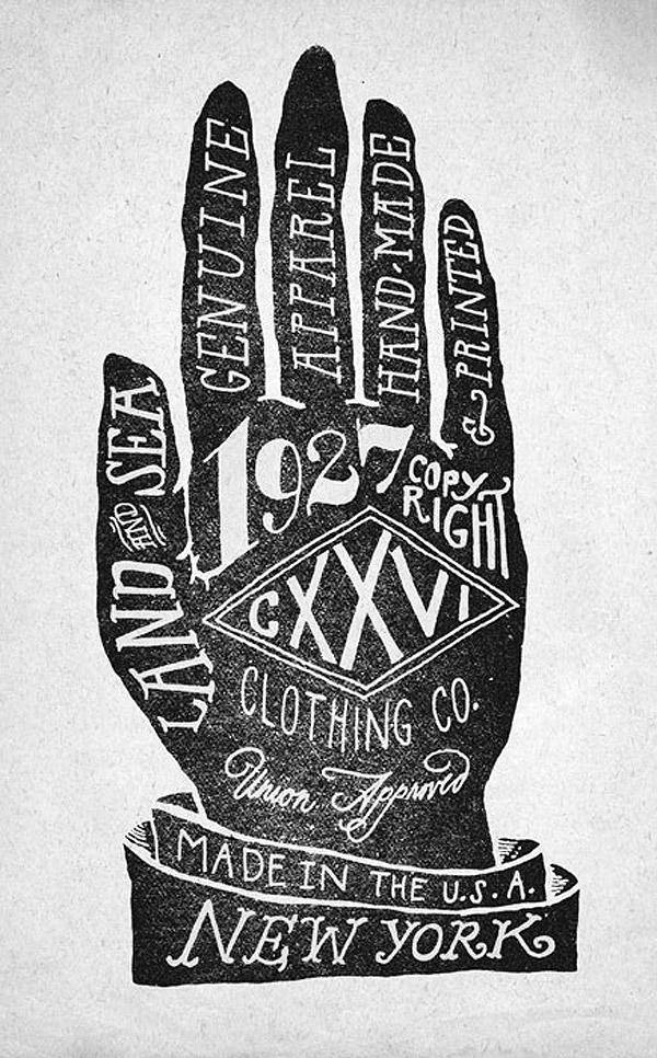 CXXVI Clothing Co. by Jon Contino