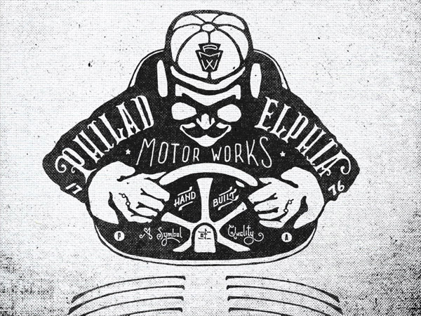 Philadelphia Motor Works by Adam Trageser