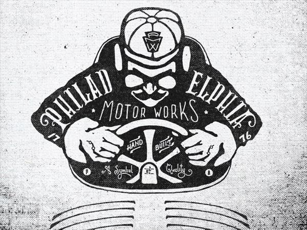 Philadelphia Motor Works by Adam Trageser