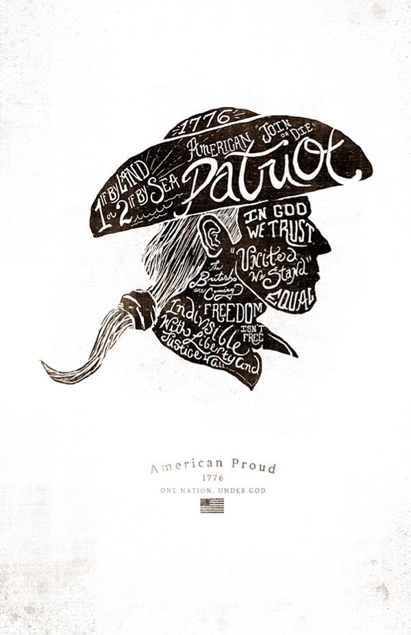 American Proud by Jeremy Teff