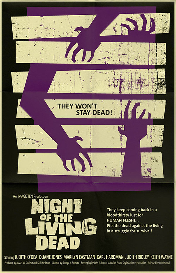 Night of the Living Dead by Mark Welser