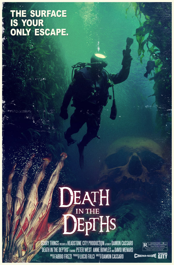Death in the Depths by Damon Cassaro