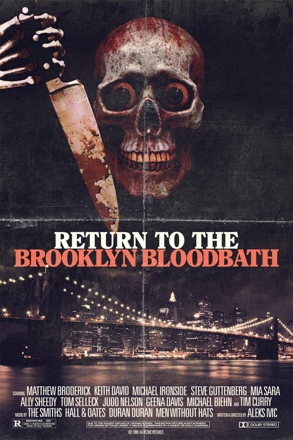 Return to the Brooklyn Bloodbath by Aleks Ivic