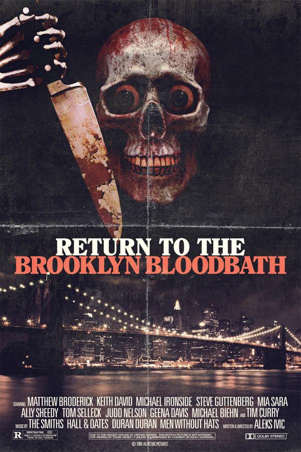 Return to the Brooklyn Bloodbath by Aleks Ivic