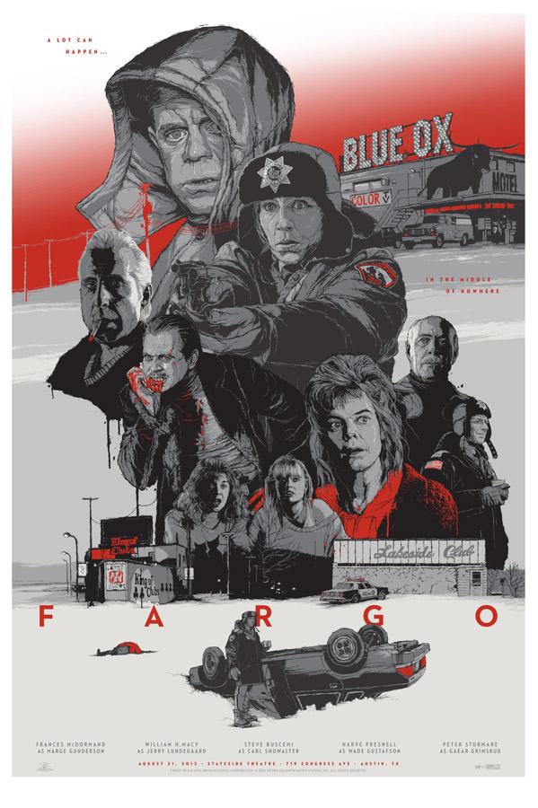 Fargo by Grzegorz Domaradzki