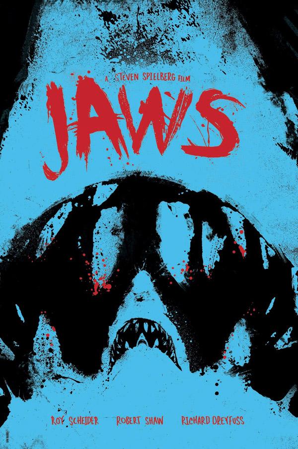 Jaws by Daniel Norris