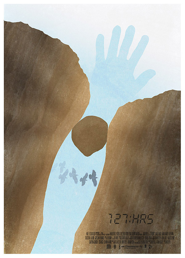 127 Hours Alternative Poster by 3ftDeep