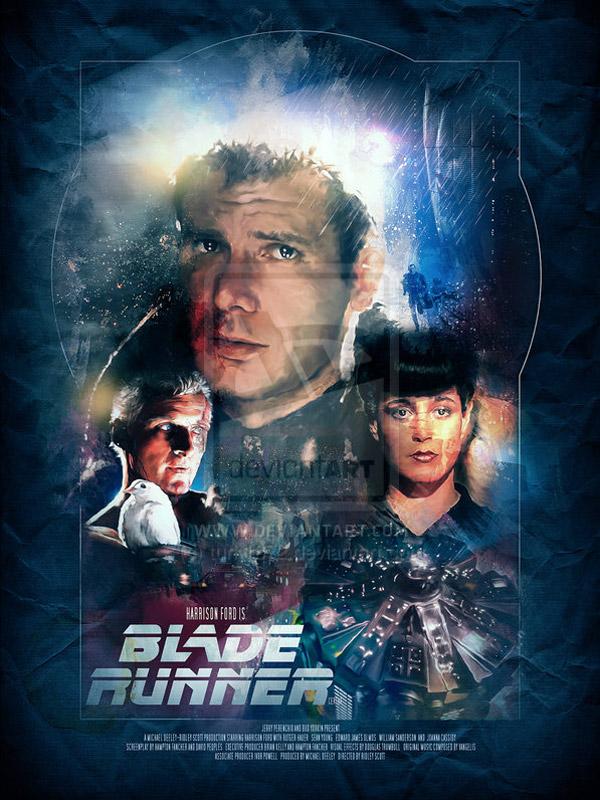 Blade Runner by turk1672