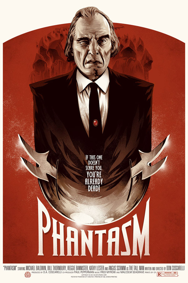 Phantasm by Justin Erickson