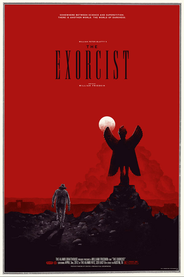The Exorcist by Justin Erickson