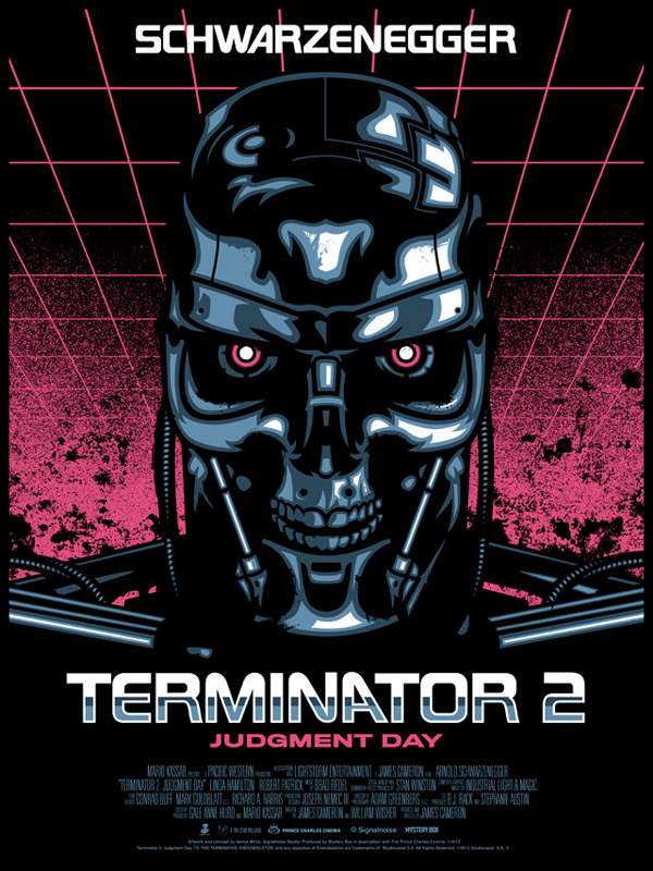 Terminator 2 by James White