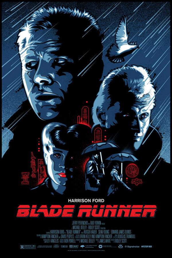 Blade Runner by James White