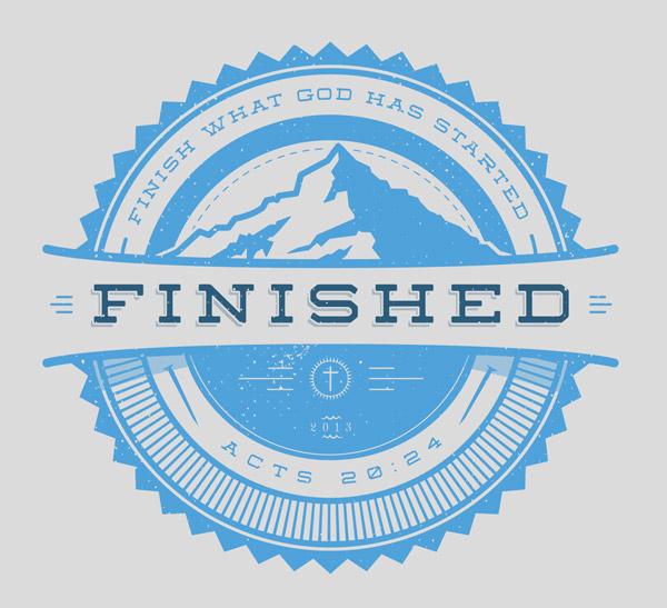 Finished by Jake Holzman