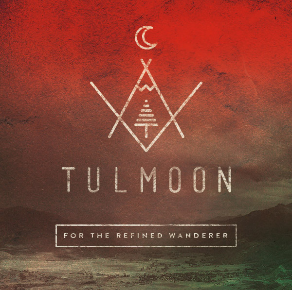 Tulmoon Logo Design by Keith Evans