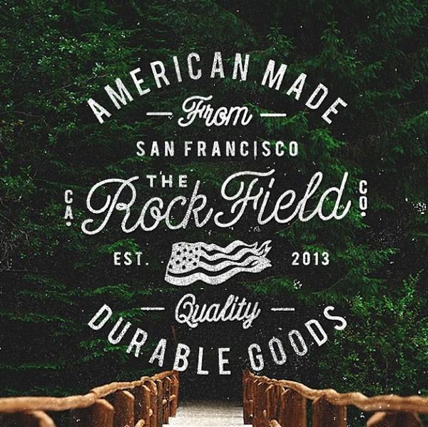 The Rock Field Co. by Jorgen Grotdal