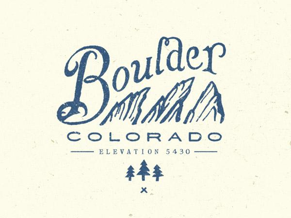 Boulder by Steve Wolf
