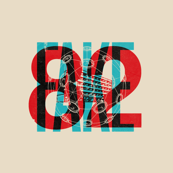 Fake 82 by Mark Weaver