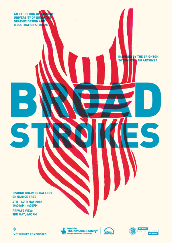 Broad Strokes by Jamie Rickett