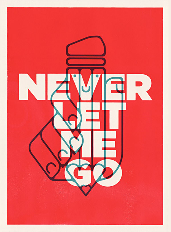 Never Let Me Go by Emory Allen