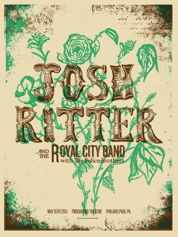 Josh Ritter by Shawn Hileman