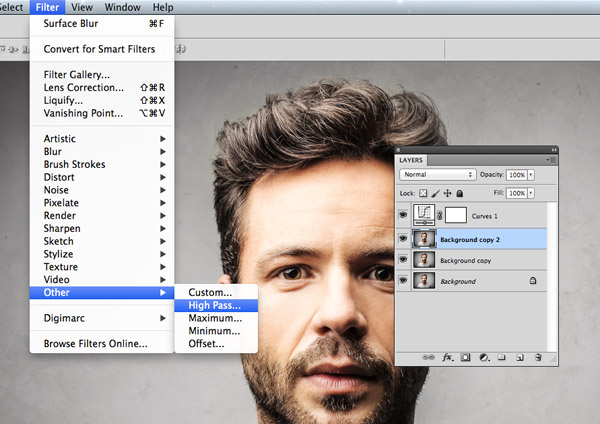 How To Create a Realistic Painted Effect in Photoshop